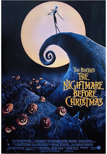 Per favore clicca qui per attivare i pulsanti. Mi piace condividi Twitter Fai un pin! The Nightmare Before Christmas