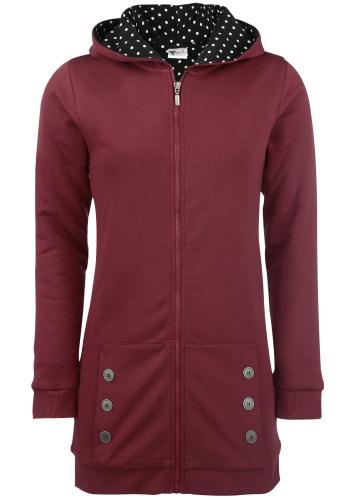 Per favore clicca qui per attivare i pulsanti. Mi piace condividi Twitter Fai un pin! Red Longsweater Coat With White Dotties Lining