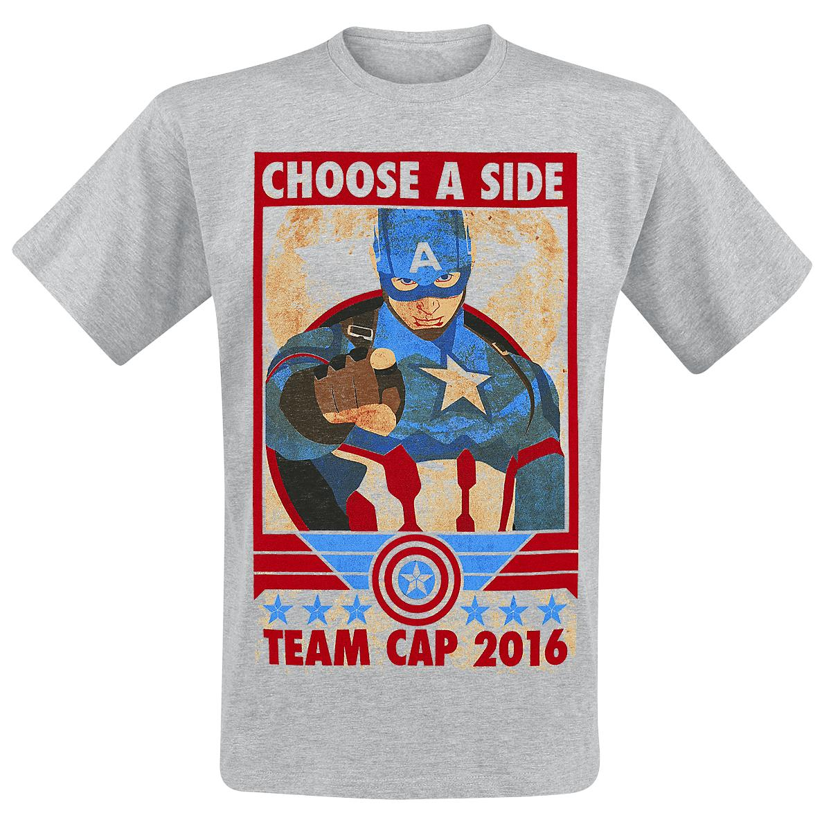 Civil War - Choose A Side