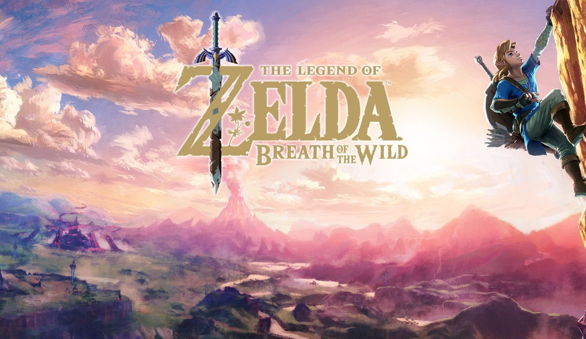 The Legend Of Zelda: Breath of the Wild – nuovi video!