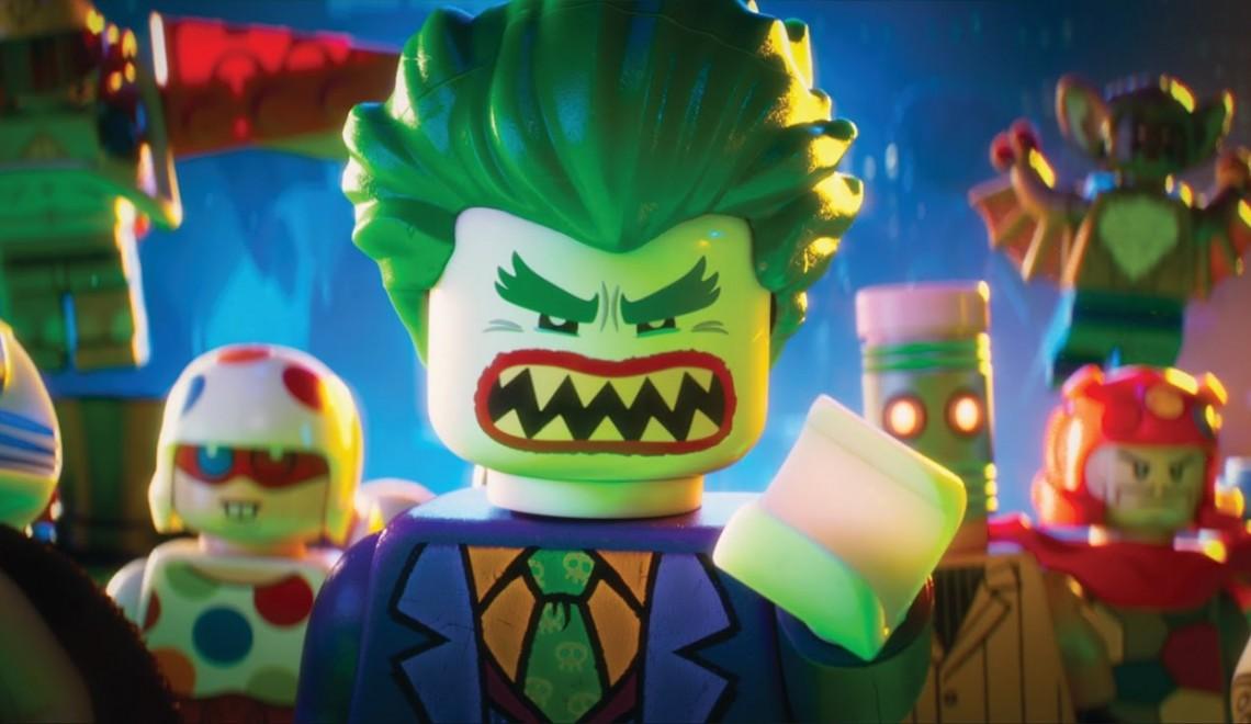 LEGO Batman – Il Film: i character poster con Joker, Batman, Harley Quinn e gli altri protagonisti