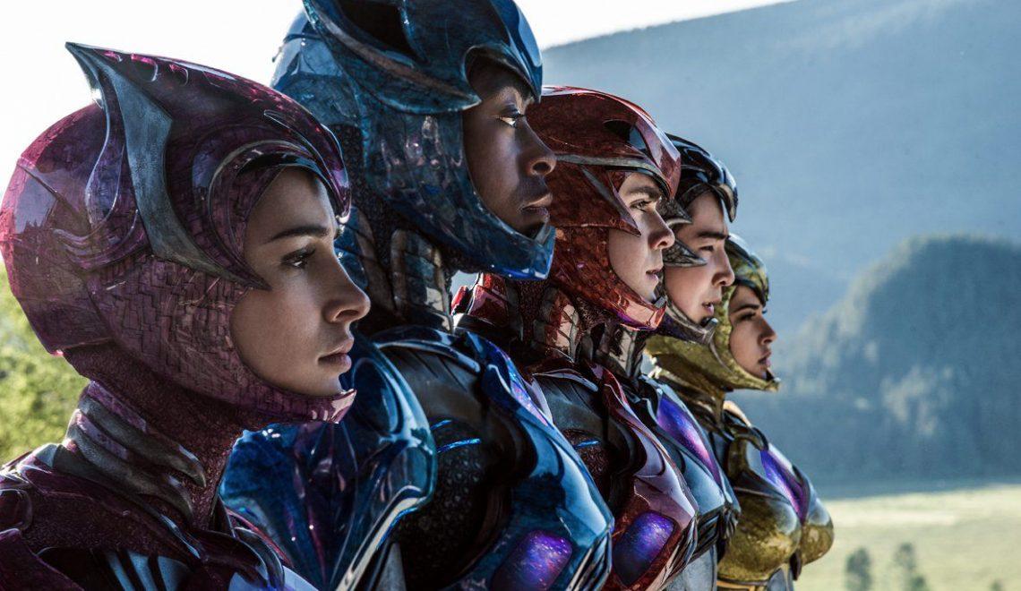 Power Rangers: tutti i protagonisti della nuova squadra di Rangers