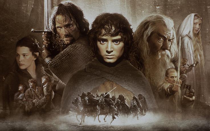 La compagnia dell 39 anello celebriamo i 15 anni del film for Il signore degli anelli il ritorno del re streaming