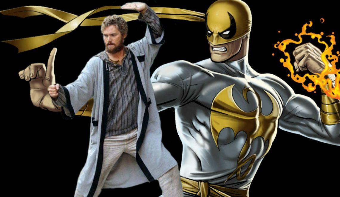 Marvel's Iron Fist: 5 cose da sapere prima di vedere la serie tv