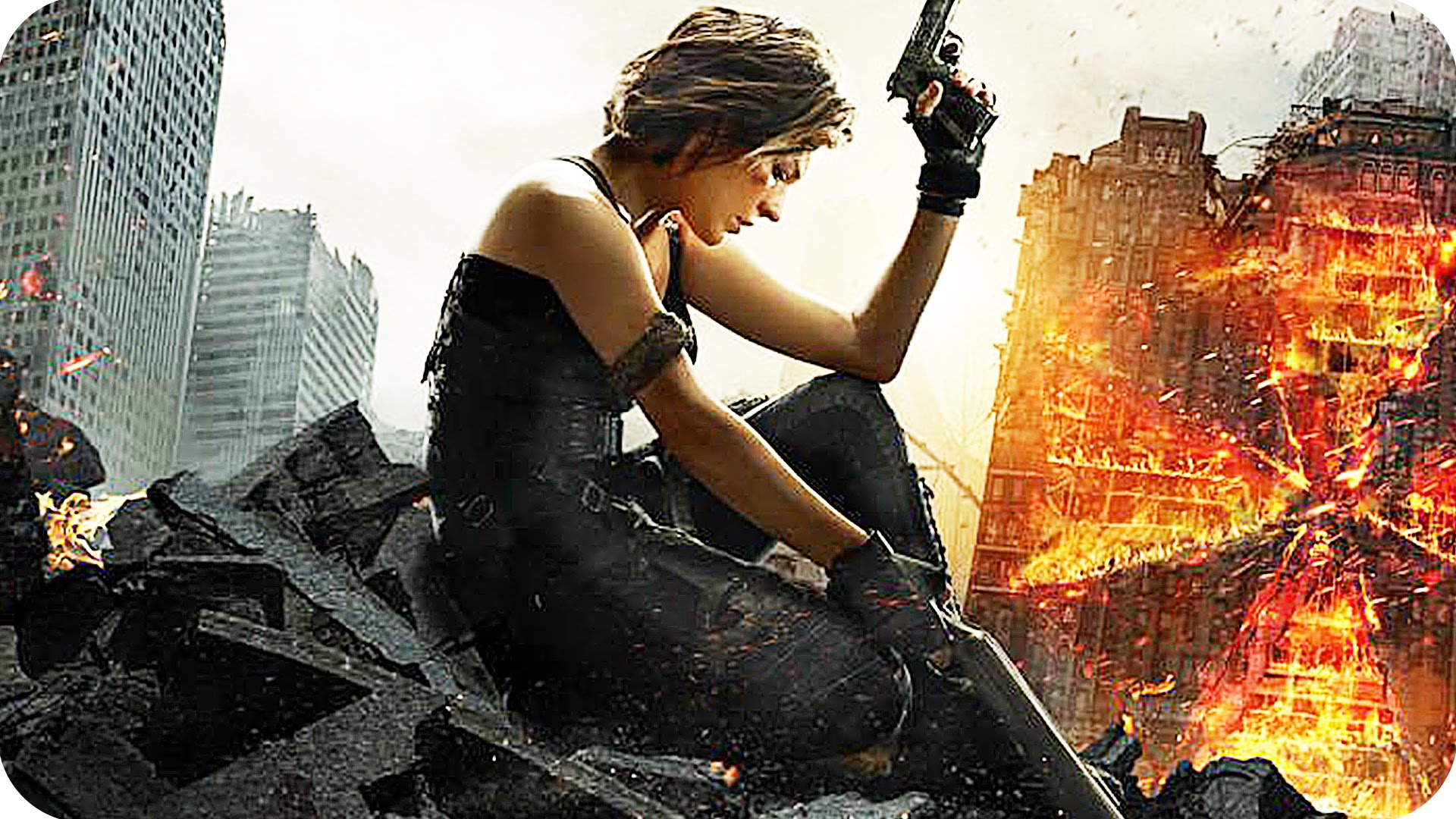 Ruby Rose Resident Evil The Final Chapter Wallpaper 11863: The Final Chapter: 5 Cose Da Sapere