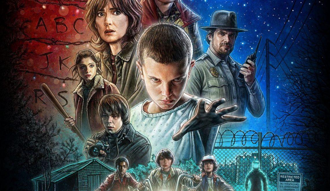 Stranger Things: nuove immagini della seconda stagione!