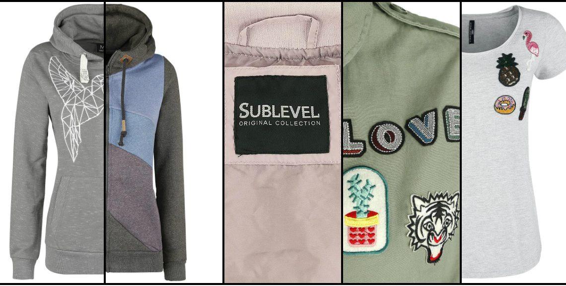 Sublevel: i nuovi arrivi donna primavera/estate!