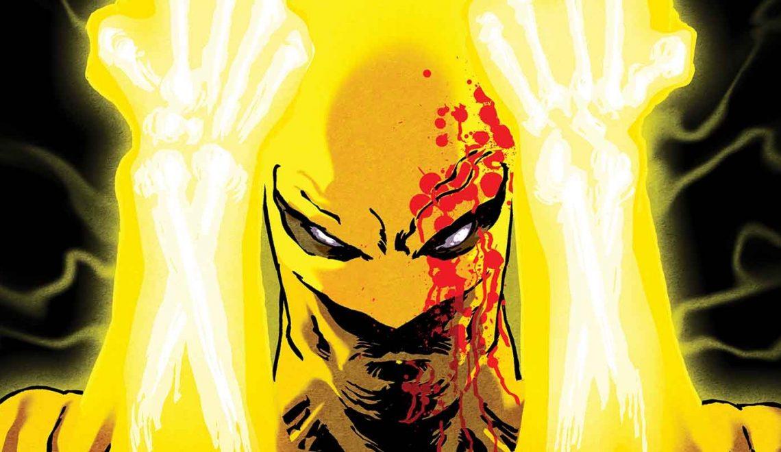 Iron Fist: le 5 letture consigliate per conoscere l'uomo dai pugni d'acciaio!