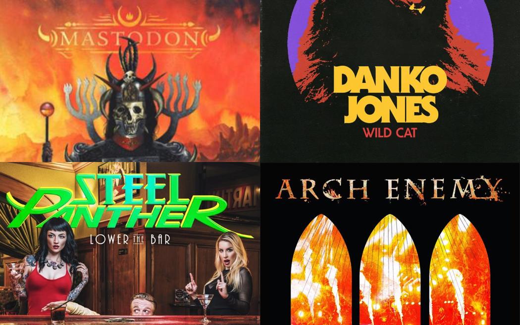 I migliori album metal in uscita a marzo 2017