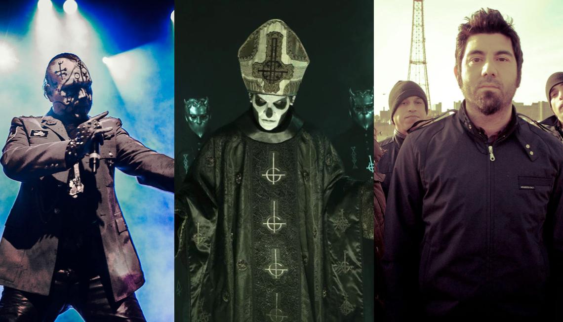 I migliori concerti Metal e Hard Rock di Aprile 2017