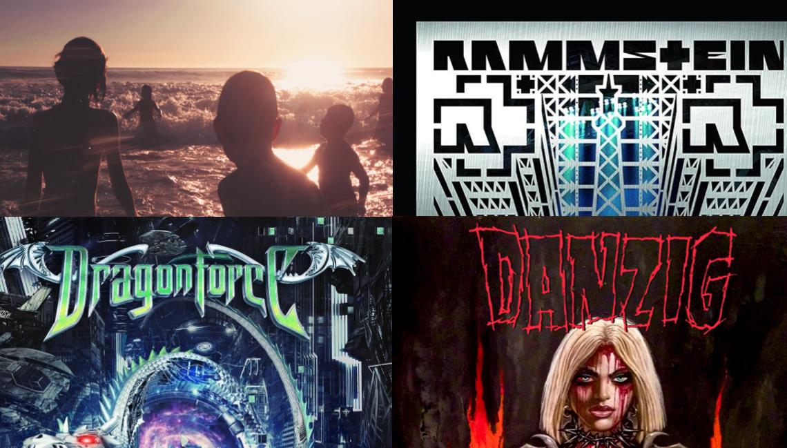 Linkin Park, Rammstein, Dragonforce, gli album edizione esclusiva di maggio su EMP