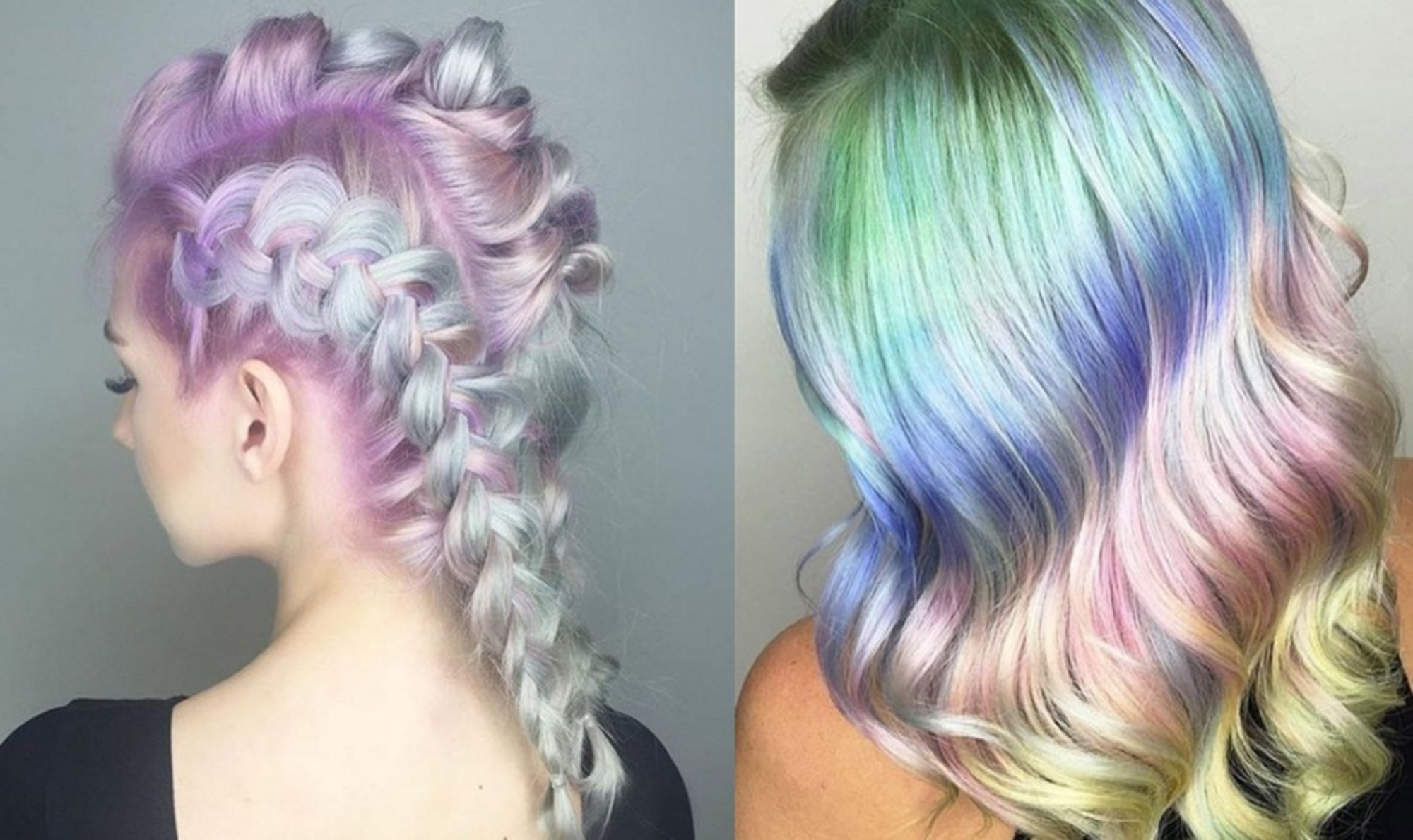 capelli unicorno