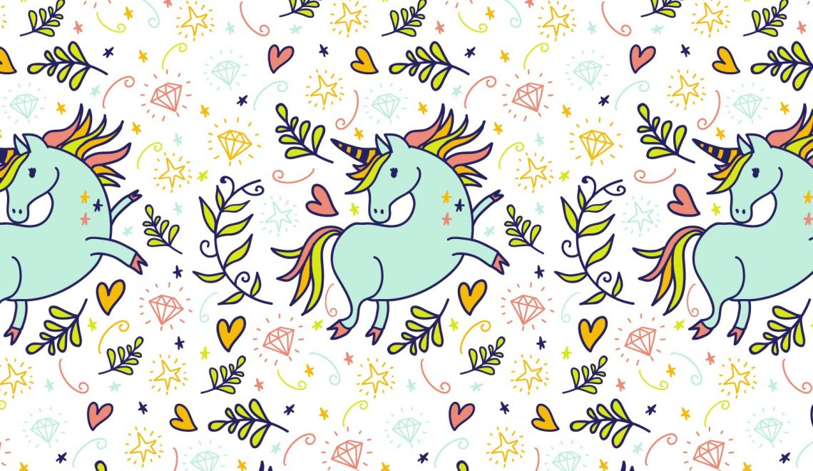 Unicorni mania: then always be a unicorn
