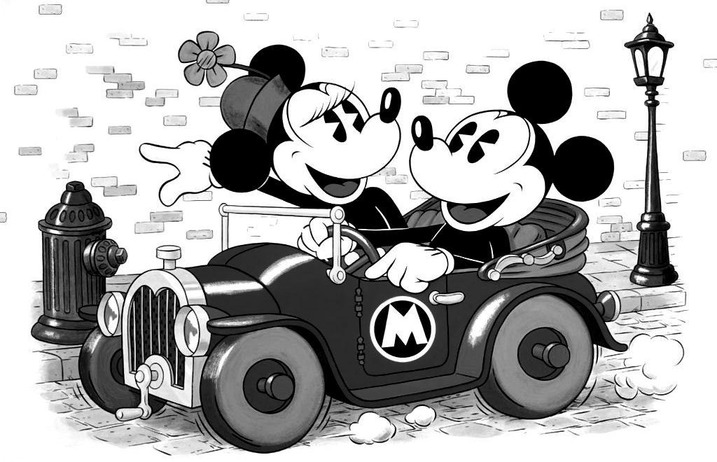 Minnie & Topolino: per gli amanti del classico Disney!