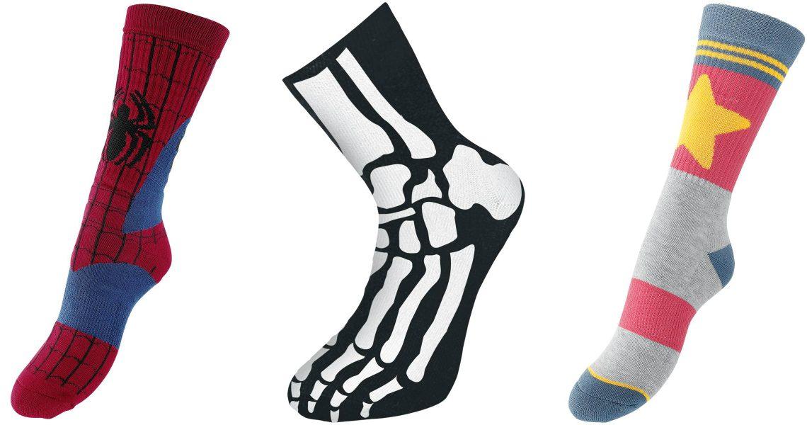 CALZINI: tutti i modelli per tenere al caldo i vostri piedi!