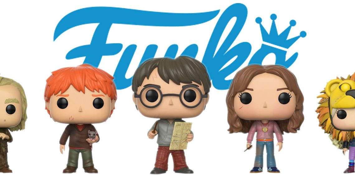 Funko Pop! Harry Potter: arriva la quarta serie