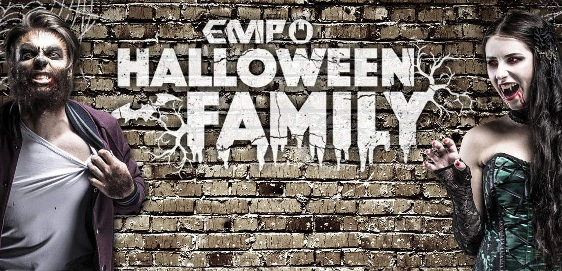 EMP Halloween Family: Lady Blood e Teen Wolf