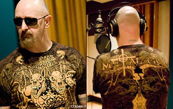 Metal God: la linea di abbigliamento rock di Rob Halford su EMP!