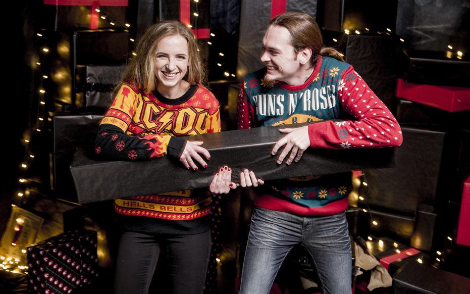 Maglioni di Natale: via libera allo stile alternativo