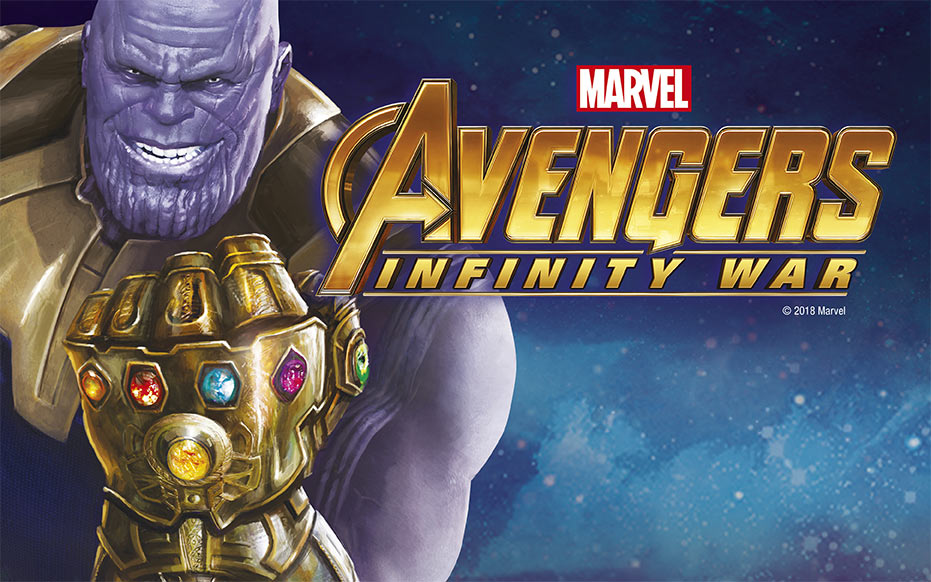 Avengers Infinity War: tutto il merchandise